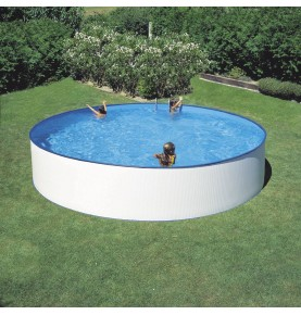 Piscina REDONDA LANZAROTE I serie DREAM POOL