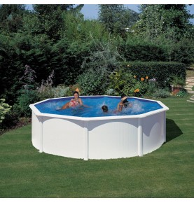 Piscina REDONDA FIDJI II serie DREAM POOL
