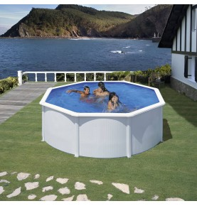 Piscina REDONDA FIDJI III serie DREAM POOL