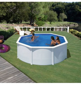 Piscina REDONDA FIDJI IV serie DREAM POOL
