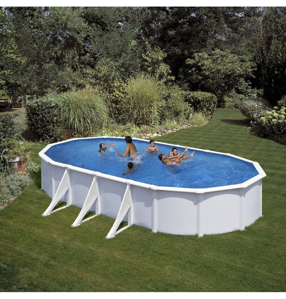 Piscina OVAL FIDJI II serie DREAM POOL