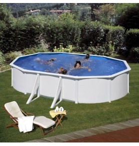 Piscina OVAL FIDJI III serie DREAM POOL