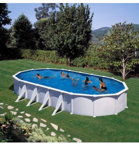 Piscina OVAL ATLANTIS III serie DREAM POOL