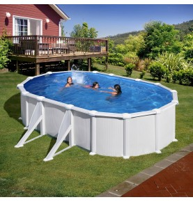 Piscina OVAL ATLANTIS V serie DREAM POOL