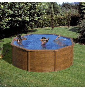 Piscina REDONDA PACIFIC II serie DREAM POOL