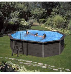 Piscina OVAL AVANTGARDE II serie COMPOSITE POOL