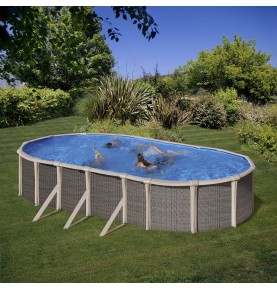 Piscina OVAL FUSION POOL I
