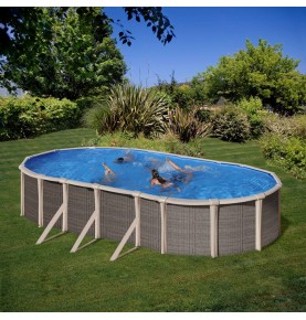Piscina OVAL FUSION POOL II