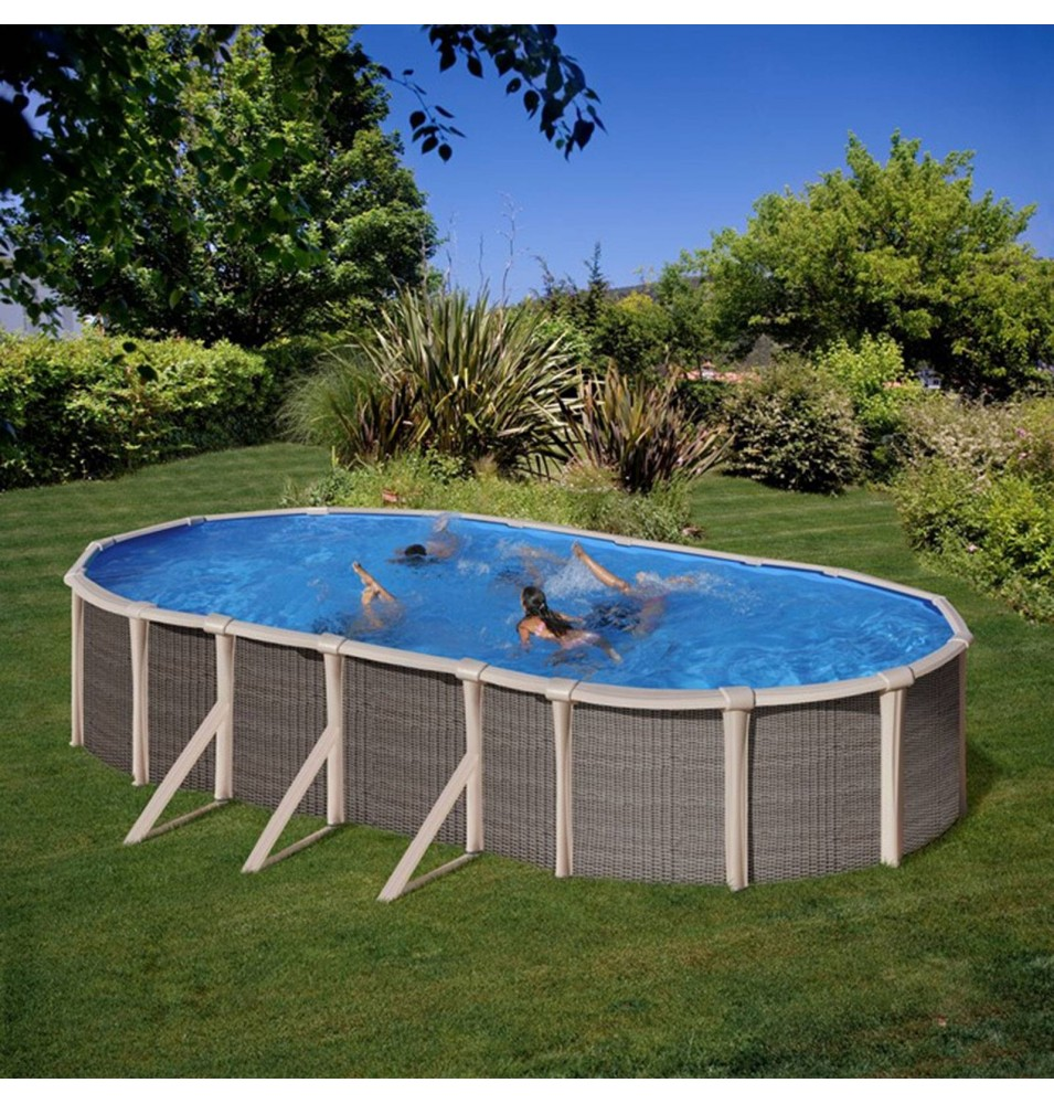 Piscina OVAL FUSION POOL III