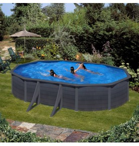 Piscina OVAL KEA II serie DREAM POOL