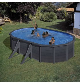 Piscina OVAL KEA III serie DREAM POOL