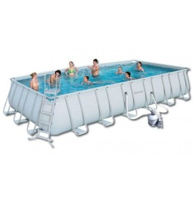 PISCINA POWER STEEL RECTANGULAR XIX