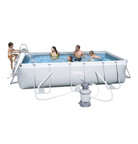 PISCINA POWER STEEL RECTANGULAR IV