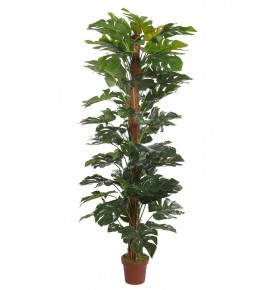 PLANTA MOSTERA TUTOR ARTIFICIAL 190 CM
