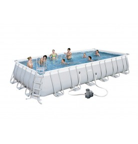 PISCINA POWER STEEL RECTANGULAR XIV