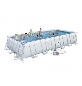PISCINA POWER STEEL RECTANGULAR XV