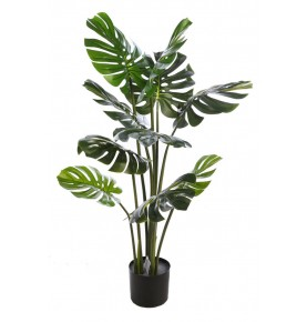 PLANTA MONSTERA ARTIFICIAL 115 CM
