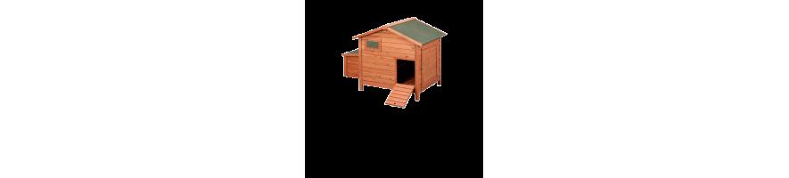 Casetas para animales